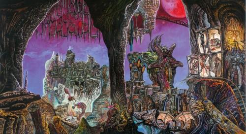 Beyond The Martyrs - Argus - Brad Moore