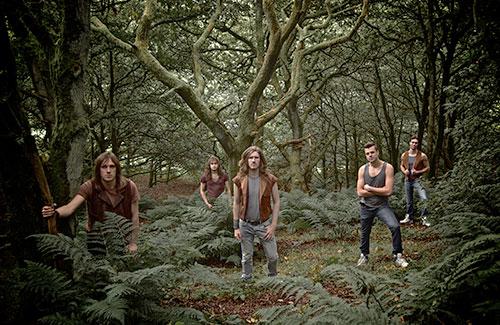 dark forest, the awakening, cruz del sur music