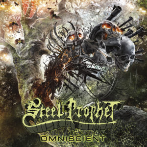 "STEEL PROPHET reveals cover artwork for ""Omniscient"""