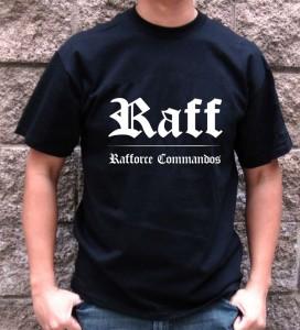 Raff-tshirt