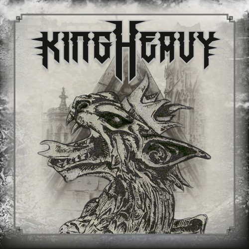 KING HEAVY ALBUM COVER!