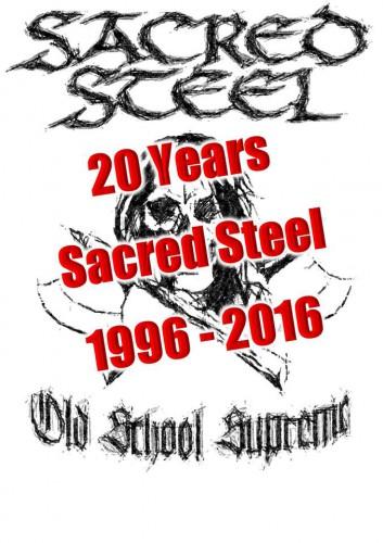 20 jahren sacred steel