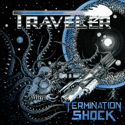 "TRAVELER ""Termination Shock"" CD"