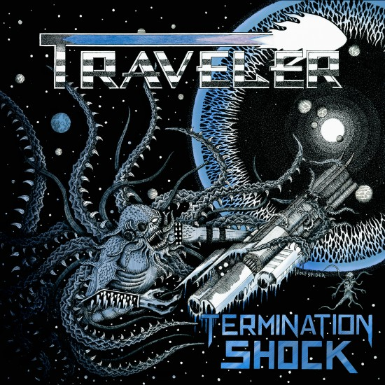 "TRAVELER ""Termination Shock"" LP"