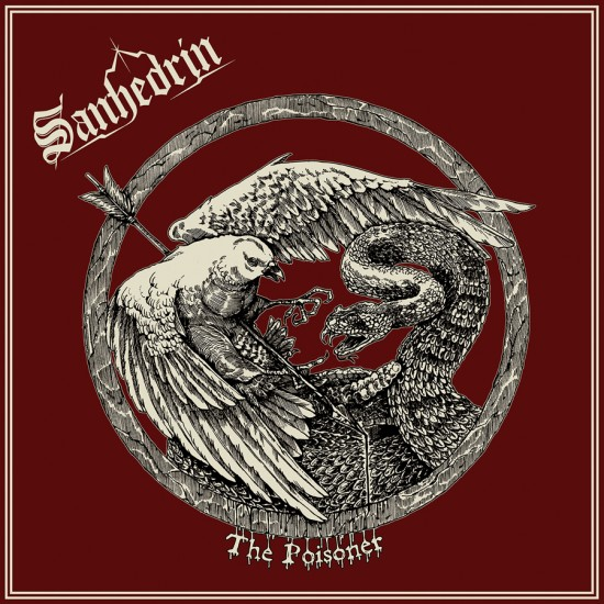 "SANHEDRIN ""The Poisoner"" CD"