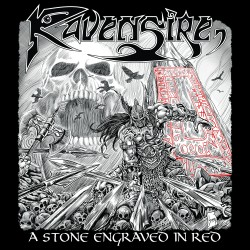 "RAVENSIRE ""A Stone Engraved in Red"" LP"