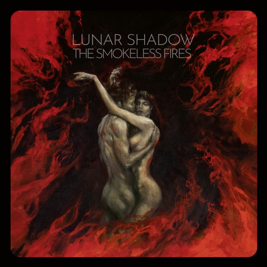 "LUNAR SHADOW ""The Smokeless Fires"" LP"