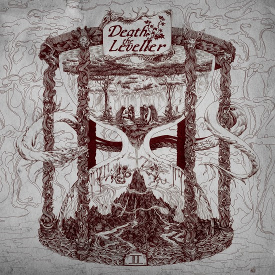 "DEATH THE LEVELLER ""II"" CD"