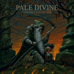 "PALE DIVINE ""Consequence of Time"" LP"
