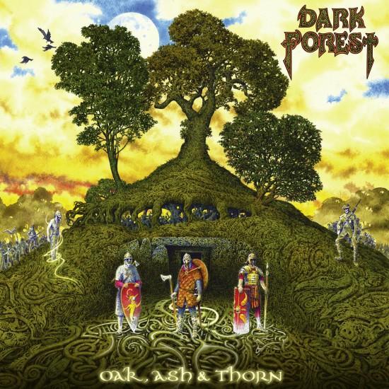 "DARK FOREST ""Oak, Ash & Thorn"" CD"