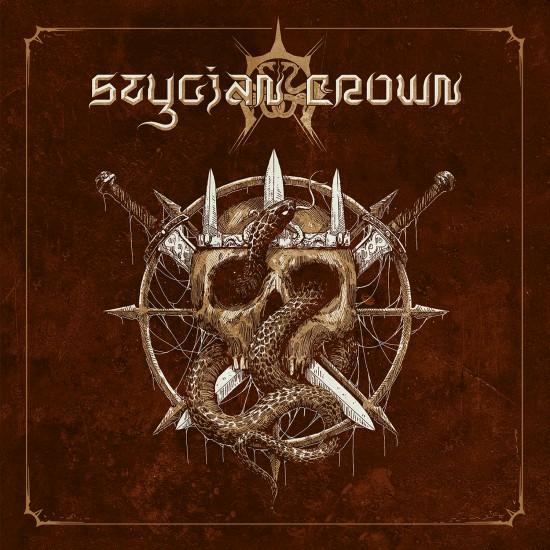 "STYGIAN CROWN ""Stygian Crown"" CD"