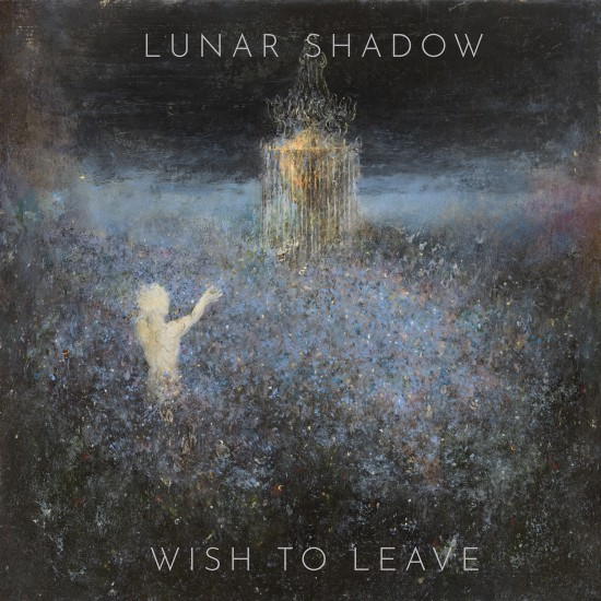 """LUNAR SHADOW """"Wish To Leave"""" CD * PRE-ORDER *"""