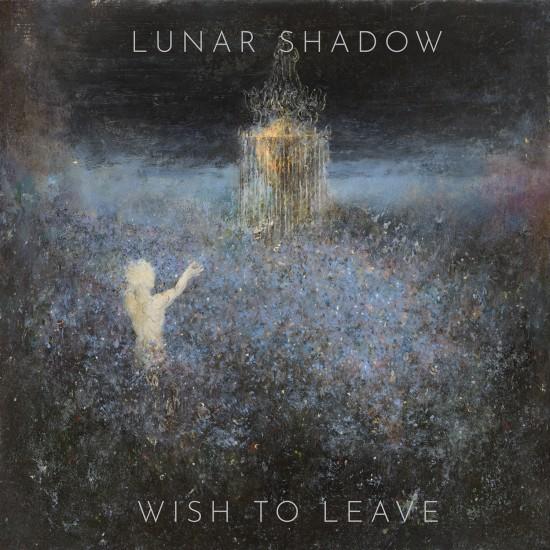 "LUNAR SHADOW - ""Wish To Leave"" BLACK LP II PRESSING *PRE-ORDER*"
