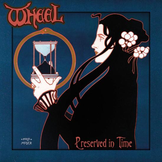 "WHEEL ""Preserved in Time"" CD"