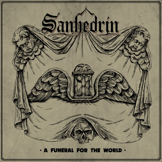 "SANHEDRIN ""A Funeral For The World"" LP"