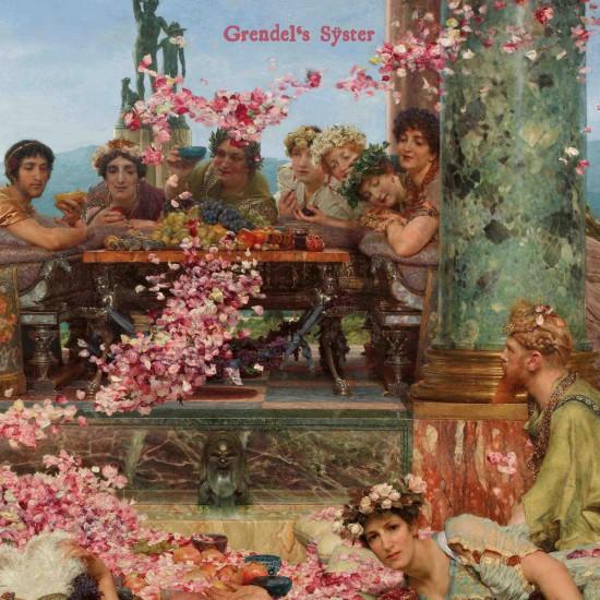 """GRENDEL'S SŸSTER - """"Myrtle Wreath - Myrtenkranz"""" LP"""