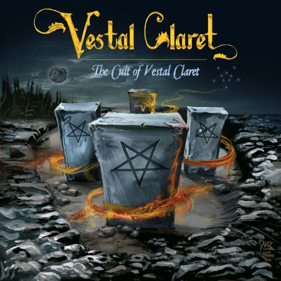 "VESTAL CLARET ""The Cult of Vestal Claret"" CD"