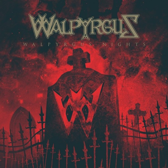 "WALPYRGUS ""Walpyrgus Nights"" LP"