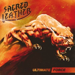 "SACRED LEATHER ""Ultimate Force"" LP"