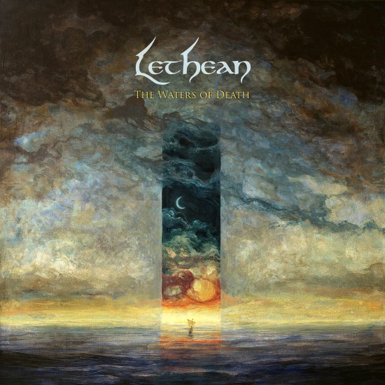 "LETHEAN ""The Waters Of Death"" CD"