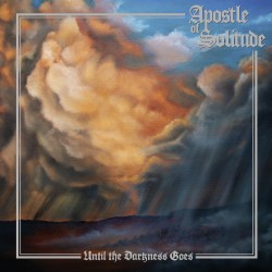 """APOSTLE OF SOLITUDE """"Until The Darkness Goes"""" LP *PRE-ORDER*"""
