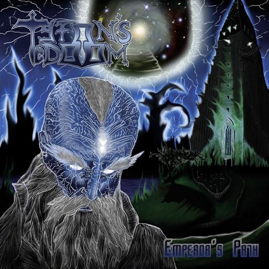 "TYFON'S DOOM ""Emperor's Path"" CD"