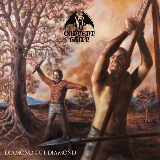 "CONVENT GUILT ""Diamond Cut Diamond"" LP"