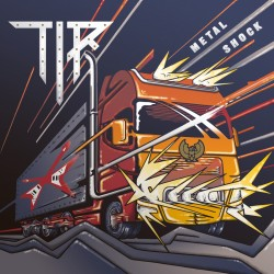 "TIR ""Metal Shock"" CD"