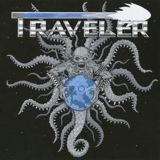 """TRAVELER """"Traveler"""" CD"""