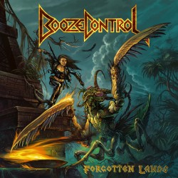 "BOOZE CONTROL ""Forgotten Lands"" CD"