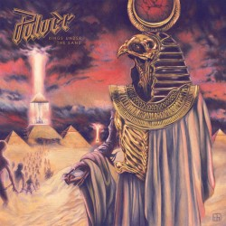 "PULVER ""Kings Under The Sand"" LP"
