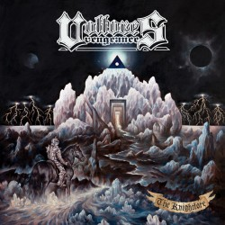 "VULTURES VENGEANCE ""The Knightlore"" SEA-BLUE LP"