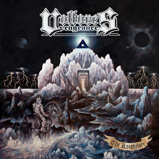 "VULTURES VENGEANCE ""The Knightlore"" CD"