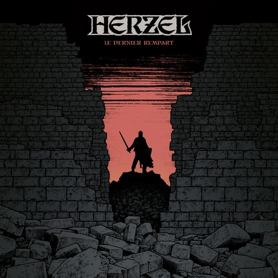 """HERZEL """"Le Dernier Rempart"""" CD"""