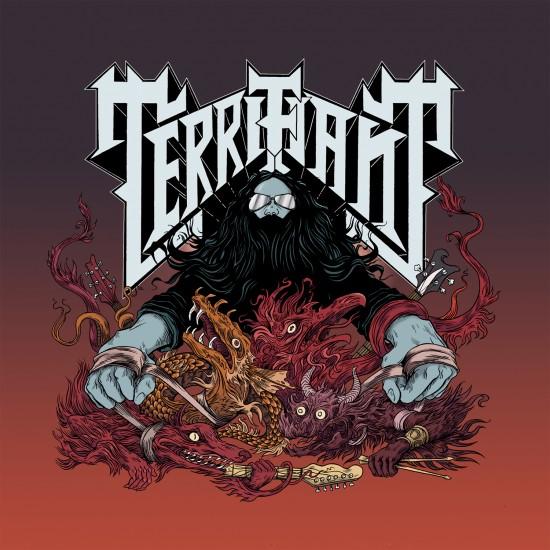 "TERRIFIANT ""Terrifiant"" LP"