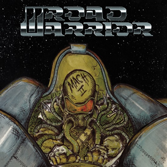 "ROAD WARRIOR ""Mach II"" LP"