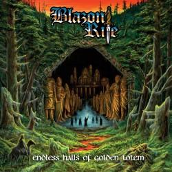 "BLAZON RITE ""Endless Halls of Golden Totem"" LP *PRE-ORDER*"