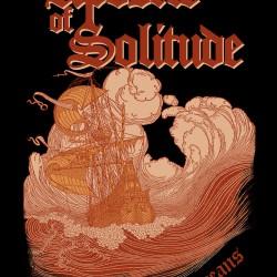 "APOSTLE OF SOLITUDE ""Deeper Than The Oceans"" TSHIRT *PRE-ORDER*"
