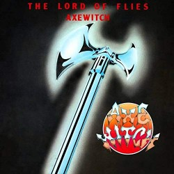 "AXE WITCH ""The Lord of Flies"" CD"