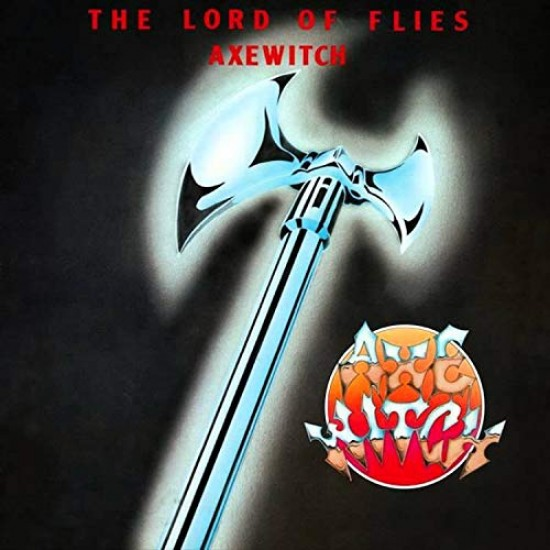 """AXE WITCH """"The Lord of Flies"""" CD"""
