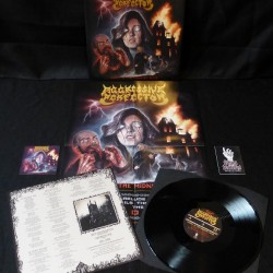 "AGGRESSIVE PERFECTOR ""Havoc at the Midnight Hour"" LP"