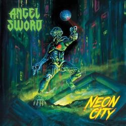"""ANGEL SWORD """"NEON CITY"""" CD"""