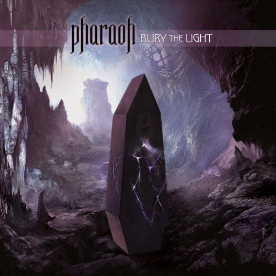 "PHARAOH ""Bury the Light"" CD"