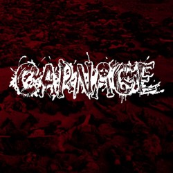"CARNAGE ""Massacre"" CD"