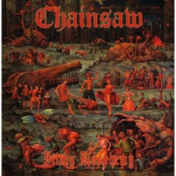 "CHAINSAW ""Filthy Blasphemy"" LP"