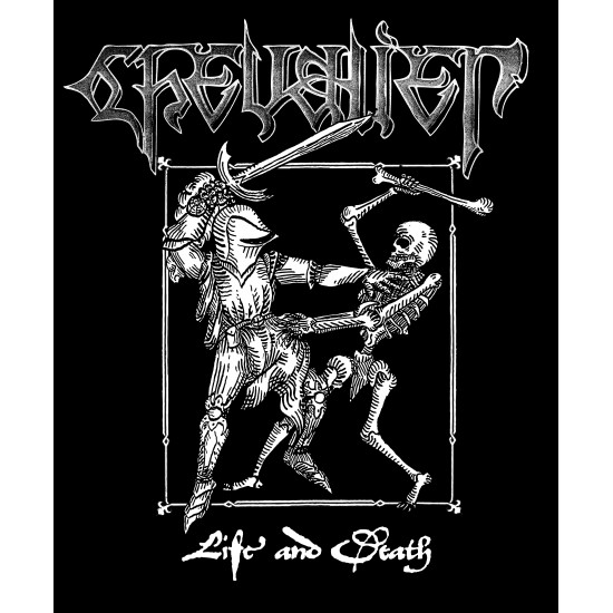 """CHEVALIER """"Life And Death"""" TSHIRT"""