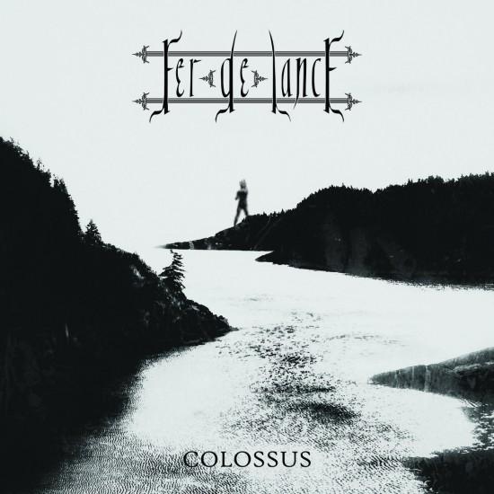 """FER DE LANCE """"Colossus"""" LP"""