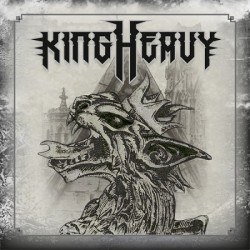 "KING HEAVY ""King Heavy"" LP"