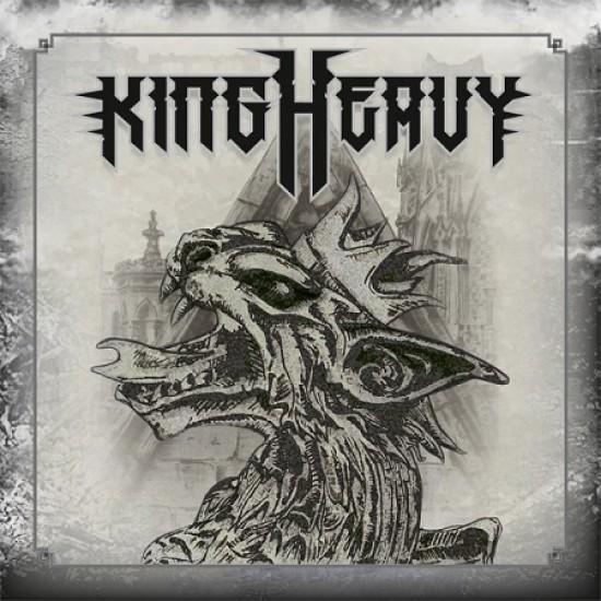 """KING HEAVY """"King Heavy"""" LP"""