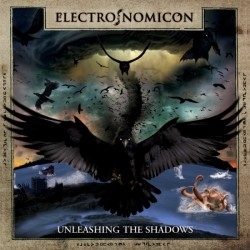 "ELECTRONOMICON ""Unleashing the Shadows"" CD"